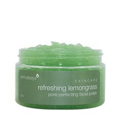 Refreshing Lemongrass Pore Perfecting Facial Polish is our TOP SELLING new product this year! Thyme, lemongrass, white willow bark and tea tree extracts clean, tone and calm; Plant derived cleanser gently removes impurities without stripping skin of needed nutrients; And Jojoba Beads hydrate, allowing skin to maintain healthy moisture levels! Use daily for beautiful, clear skin! Spend $ 60 in February for a free 2 oz Polish!