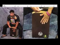 ▶ Brazilian Rhythms on Cajon Class - YouTube