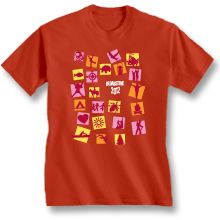 Progressive Graphics Design Ideas: Summer Camps--like the silhouttes & squares