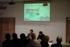 Alfonso IX, Rey de león. Conferencia  de Ricardo Chao Prieto ,viernes 26 de octubre de 2018. Ciclo de conferencias organizadas por el Colectivo Ciudadano del Reino de León en la B.P. de Salamanca.