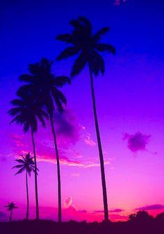 Purple / blue sky #swimsuitsforall #BeachBelle #PinYourParadise