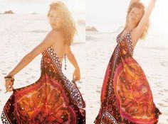 vestidos largos holgados.. nuestra mejor opción elegante y chick