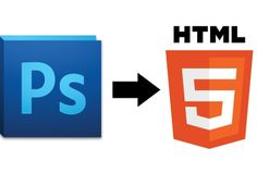 #PSD to #HTML, PSD to #HTML5 Starts from $37. Contact Us Today!