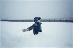 We woke to our little world blanketed in white snow. He still wasn't ready to go, but I pulled him halfway home on his sled anyway. Snow Fun, Winter Snow, Snow Pictures, Pretty Pictures, Dream Photography, Fun Baby, Its Cold Outside, To Go, Weddings