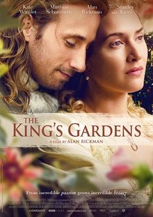 Directed by Alan Rickman. With Kate Winslet, Alan Rickman, Stanley Tucci, Matthias Schoenaerts. Two talented landscape artists become romantically entangled while building a garden in King Louis XIV's palace at Versailles. Period Movies, Period Dramas, Netflix Movies, Movies Online, Love Movie, Movie Tv, Chaos Movie, Film 2015, A Little Chaos