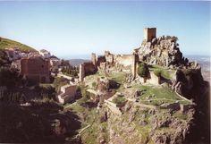 Castillos de Jaén. La Iruela.