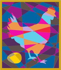 """Játékos tanulás és kreativitás: Modern művészet: """"Rejtett"""" tojás és társai"""
