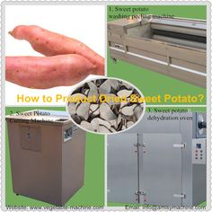 Supply equipment for producing dried sweet potato chips: washing peeling machine, cutting machine, dehydration oven. Any need, pls whatsapp me +8613938427051 or mail me to info@amisymachine.com. Website: www.vegetable-machine.com