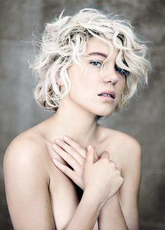 Exa Likes | paulthomasandersons:    Léa Seydoux photographed...