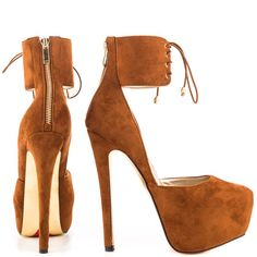 Re Becca - Whiskey IMI Suede