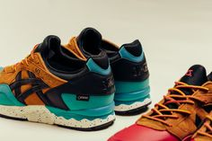 Asics Gel Lyte V Gore Tex Pack