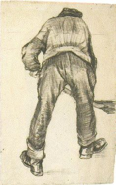 Vincent van Gogh: The Drawings (Digger) 1882