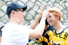 "[Star cast] ""DNA, I wonder more"" . BTS, 3 days never seen anyone :: Naver TV Entertainment Namjoon, Rapmon, Bts Bangtan Boy, Jimin, Bts Dispatch, Bts Concept Photo, Bts Rap Monster, Bts Love Yourself, Kpop"