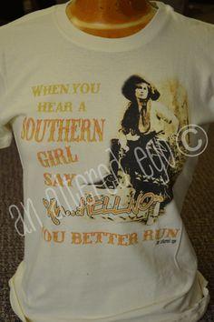 You Better Run-southern girl  ah hell no