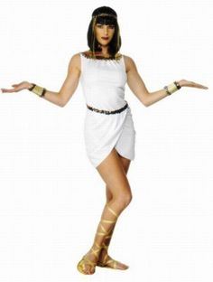 Child queen cleopatra fancy dress costume kids girls female adult female ladies womens fancy dress outfit costume egyptian goddess ebay solutioingenieria Image collections