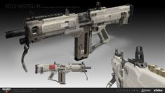 ArtStation - Some Black Ops 4 work, ECHO LIMA Black Ops 4, Lima, Futuristic, Weapons, Weapons Guns, Limes, Guns, Firearms, Weapon