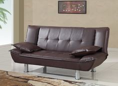 Global Furniture Sofa Bed GL-SB012-BR-SFB
