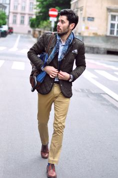 Outdersen : Trzymaj Fashion, koszulę też możesz