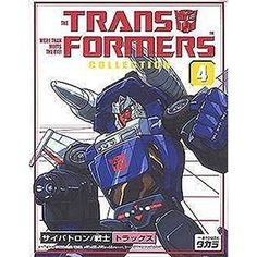 Transformers Takara Re-Issue Collector's Series  #ActionToyFigures