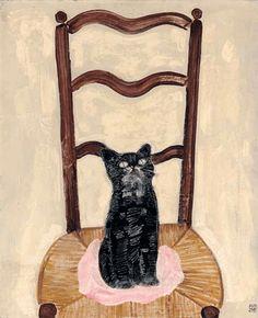 Pet Portrait Paintings by SANYU