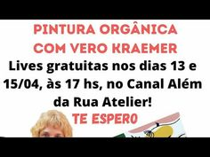Como Fazer Pintura Orgânica - Aula 1 - YouTube Diy Videos, Portal, 1, Youtube, How To Make Paint, Advertising, Getting To Know, Youtubers, Youtube Movies