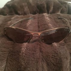 RALPH Sunglasses 🌺 SALE 🌺 RALPH Sunglasses are great as a second pair for the beach or boat. They are pre- loved and have scratches on lenses that could be buffed out by sunglass shop but that you do not notice when looking through. No case. Price reflects the condition. Ralph Lauren Accessories Sunglasses