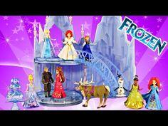 Frozen elsa Disney dolls surprise egg Frozen Elsa Disney Toy Egg  Frozen...