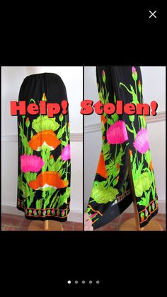 Fellow buyers I need your help!! My gorgeous Mr. Dino skirt was stolen from my mailbox last week and I've been heartbroken about it! Please keep an eye out and help me bring these misguided individuals to justice. I live in a secure building and read horror stories about seasonal postal workers who sell keys to people who come in and steal packages while people aren't around! Any tips leading to recovering this skirt will be rewarded with $200! Thank you!