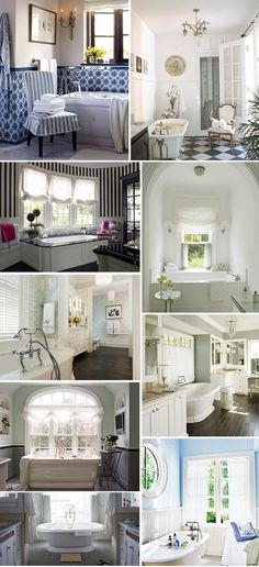 dream house bathrooms