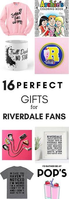 Riverdale inspired gifts! #Riverdale #archiecomics #bughead #jugheadjones #bettycooper #archieandrews #veronicalodge #poptate