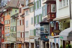Zürcher Altstadt