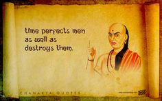 Chanakya served as an advisor and his intelligence can't be questioned. He was no warrior, but he used his brain to fight battles. Here're 24 of his quotes that may help you do the same. Time Quotes, New Quotes, Faith Quotes, Words Quotes, Buddha Quotes Inspirational, Motivational Quotes In Hindi, Positive Quotes, Chankya Quotes Hindi, Hindu Quotes