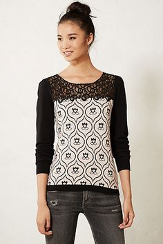 Victoria Pullover By Knitted & Knotted - anthropologie