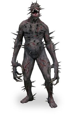 Regenerator - truly the scariest character ever conceived