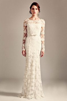 Kinda digging this dress! Temperley Florence Wedding Dress | onefabday.com