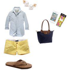 token summer outfit.