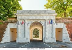 Lucca, Tuscany, Gate, Entrance, Roman, Stock Photos, Home Decor, Entryway, Decoration Home