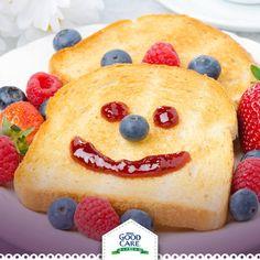En la cena o el desayuno el pan tostado es ideal para tu pequeño. ¡Rico, nutritivo y fácil de preparar!