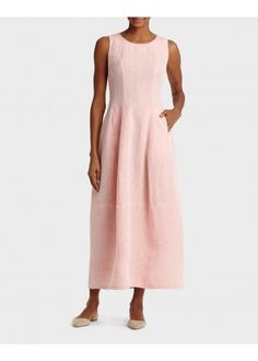 Hierarchy Italian Linen Angela Dress