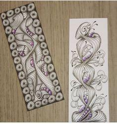 Doodle Art Drawing, Zentangle Drawings, Pencil Art Drawings, Zen Doodle, Mandala Pattern, Zentangle Patterns, Pattern Art, Mehndi, Henna