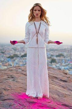 Karimala Maxi Dress anthropologie.com #anthroregistry
