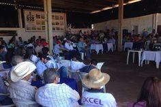 Dia de Campo em Jussara-GO reúne 300 pessoas