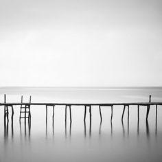 black-and-white:    pier| byHengki24