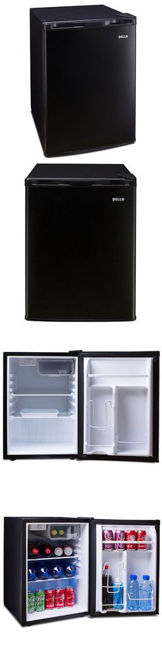 Major Appliances: 2.6 Cu. Ft. Compact Single Reversible Door Mini Refrigerator And Freezer Office -> BUY IT NOW ONLY: $109.97 on eBay!