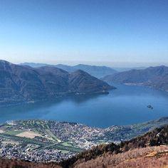 Ascona & Lago Maggiore, Ticino, Switzerland