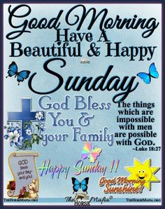 Blessed Sunday Quotes, Tuesday Quotes Good Morning, Sunday Prayer, Happy Sunday Morning, Good Morning Prayer, Morning Love Quotes, Morning Inspirational Quotes, Morning Blessings, Good Night Quotes