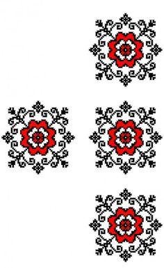 Cross Stitch Boarders, Cross Stitch Designs, Cross Stitching, Cross Stitch Patterns, Blackwork Embroidery, Embroidery Stitches, Embroidery Patterns, Cross Stitch Cushion, Palestinian Embroidery