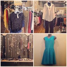 SnapWidget | Another stop for the Spring Fashion Showcase is Next Consignment! A super cute clothing and jewelry store perfect for everyone!  #springfashionshowcase #nextconsignment #downtown_wakeforest