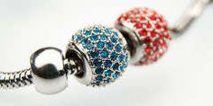 Oceľové koráliky z chirurgickej ocele se širokým prieťahom | koralky.sk Floral, Earrings, Flowers, Jewelry, Fashion, Ear Rings, Moda, Stud Earrings, Jewlery