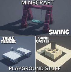 Minecraft L, Cool Minecraft Creations, Minecraft Bridges, Minecraft Construction, Amazing Minecraft, Minecraft Blueprints, Minecraft Crafts, Minecraft Designs, Minecraft Buildings